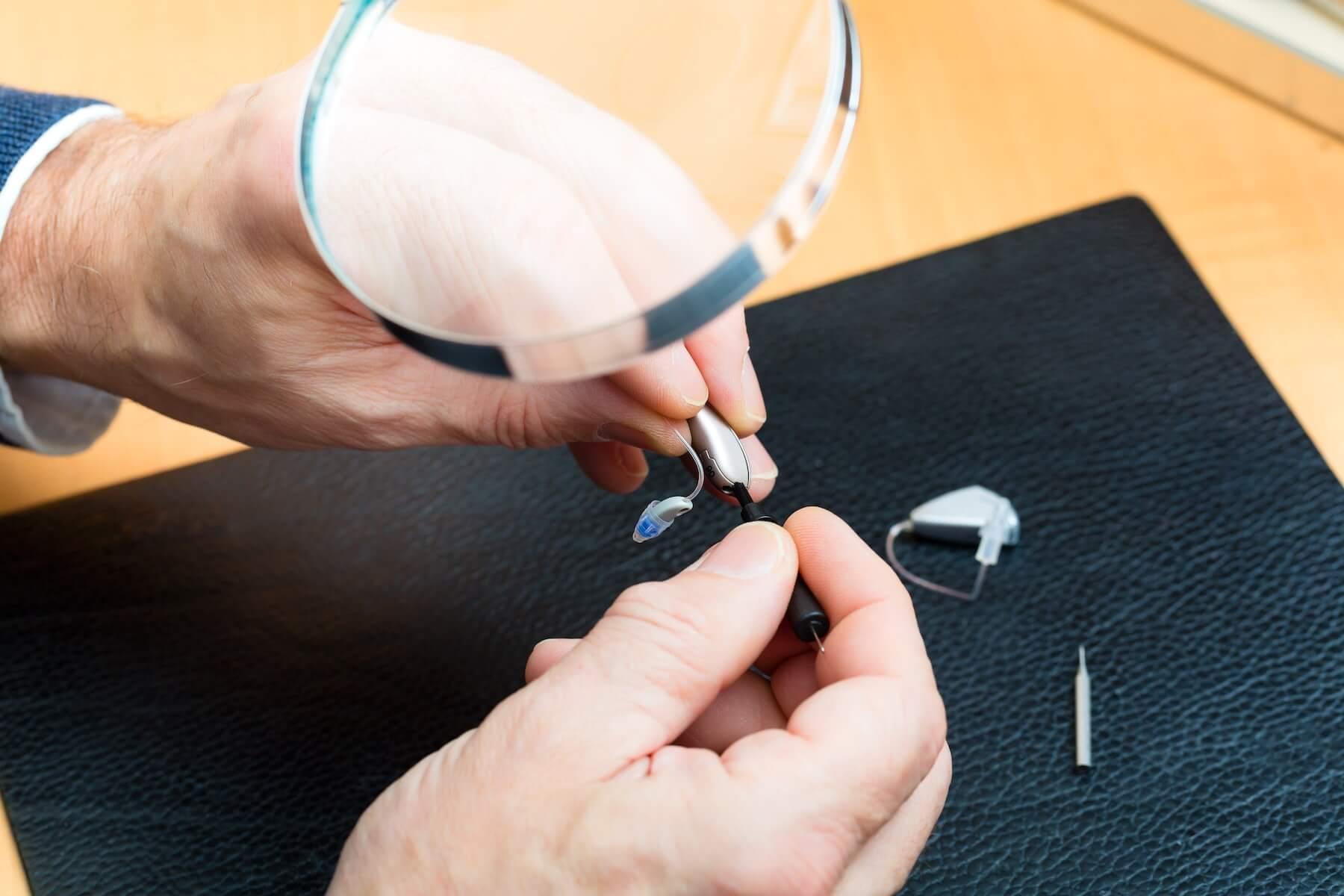Hearing Aid Repair san diego ca